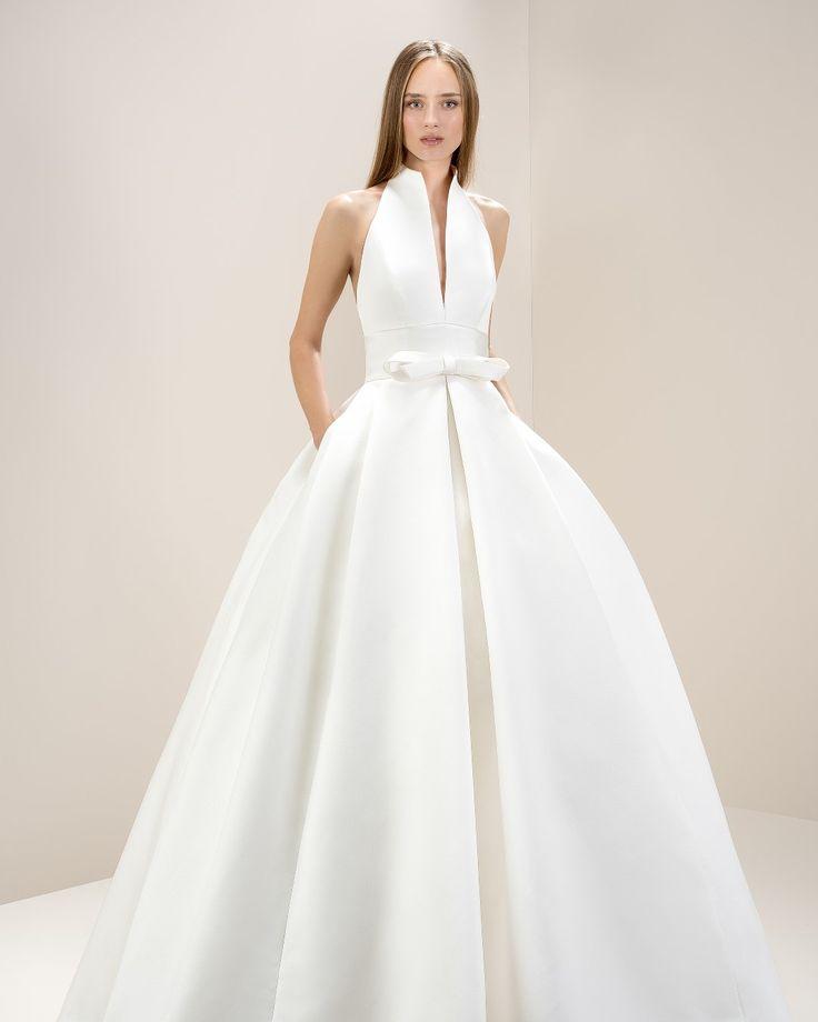 25 best Wedding dresses images on Pinterest   Wedding dressses ...