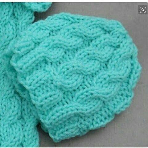 Mejores 68 imágenes de gorros en Pinterest   Gorros crochet ...