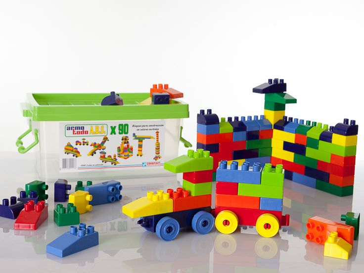 ¿Quieres #enseñarles a tus #hijos mientras #construyen? con los bloques Armotodo A.B.S puedes lograrlo ! conocelos en http://www.creaplast.co/sitio/contenidos_mo.php?it=626 Creaplast S.A.S