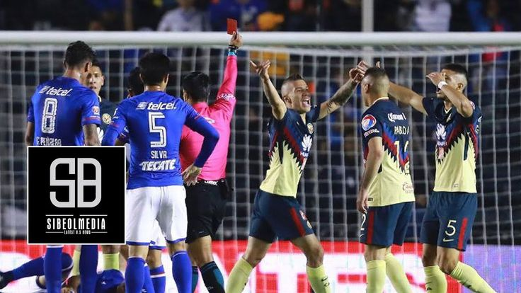 Nine-man Club America holds Cruz Azul, Monterrey downs Atlas