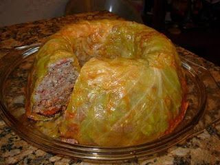 Лучшие кулинарные рецепты: Ленивый голубец