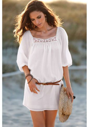Rozevláté šaty #ModinoCZ #forfreetime #comfortable #stylish #fashion #trendy #clothing #obleceni #moda #volnycas #stylove