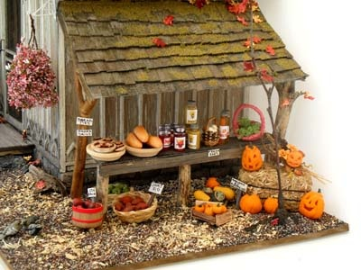 mini ramblings and musings: HarvestHome DIY