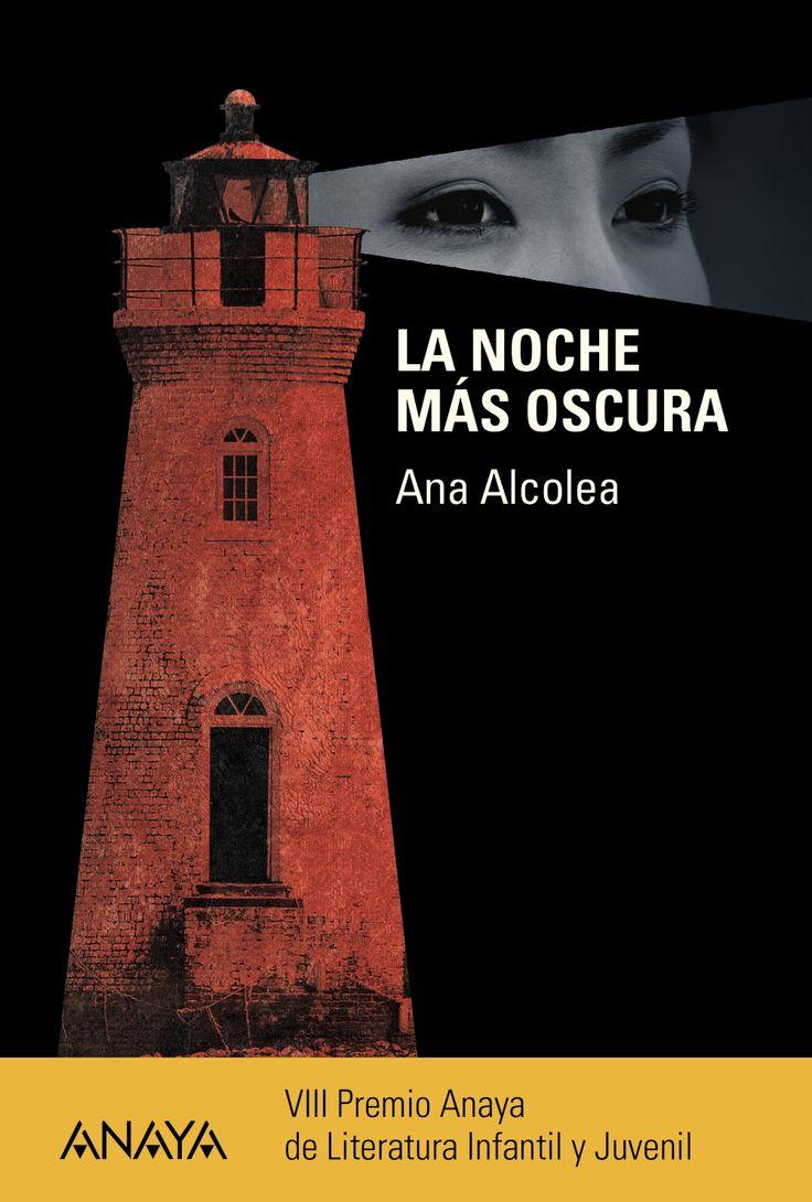 """""""La noche más oscura"""" de Ana Alcolea. Lee la opinión de nuestro Club de Lectura Juvenil en el blog juvenil de la biblioteca """"Travesías de tinta"""" http://bibsegovia.blogspot.com.es/2016/02/la-noche-mas-oscura.html"""