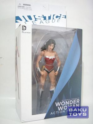 New 52 Justice League Wonder Woman