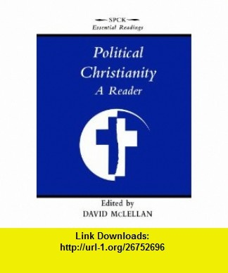9 best pdf e book images on pinterest books book and libri political christianity a reader spck essential readings 9780281049219 david mclellan fandeluxe Gallery