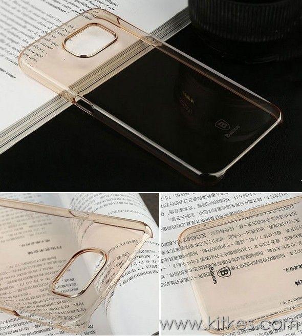 Baseus Sky Hard Case Samsung Galaxy S6 - Rp 75.000 - kitkes.com