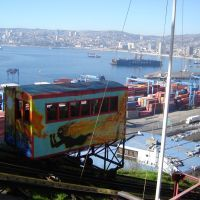 Colección de Fotos   Ascensores de Valparaíso