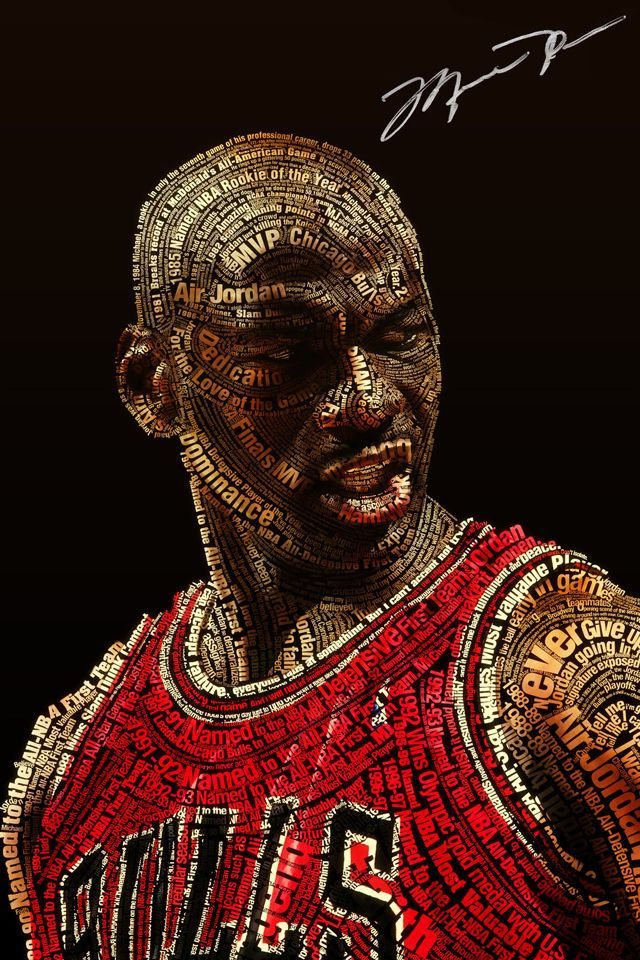 Michael Jordan - Widely known as the one of the greatest professional basketball players ever, active entrepreneur, spokesman for Nike, Hanes and other brands, and majority owner of the NBA's Charlotte Bobcats. Won 6 NBA Championships and 5 NBA MVP Awards.