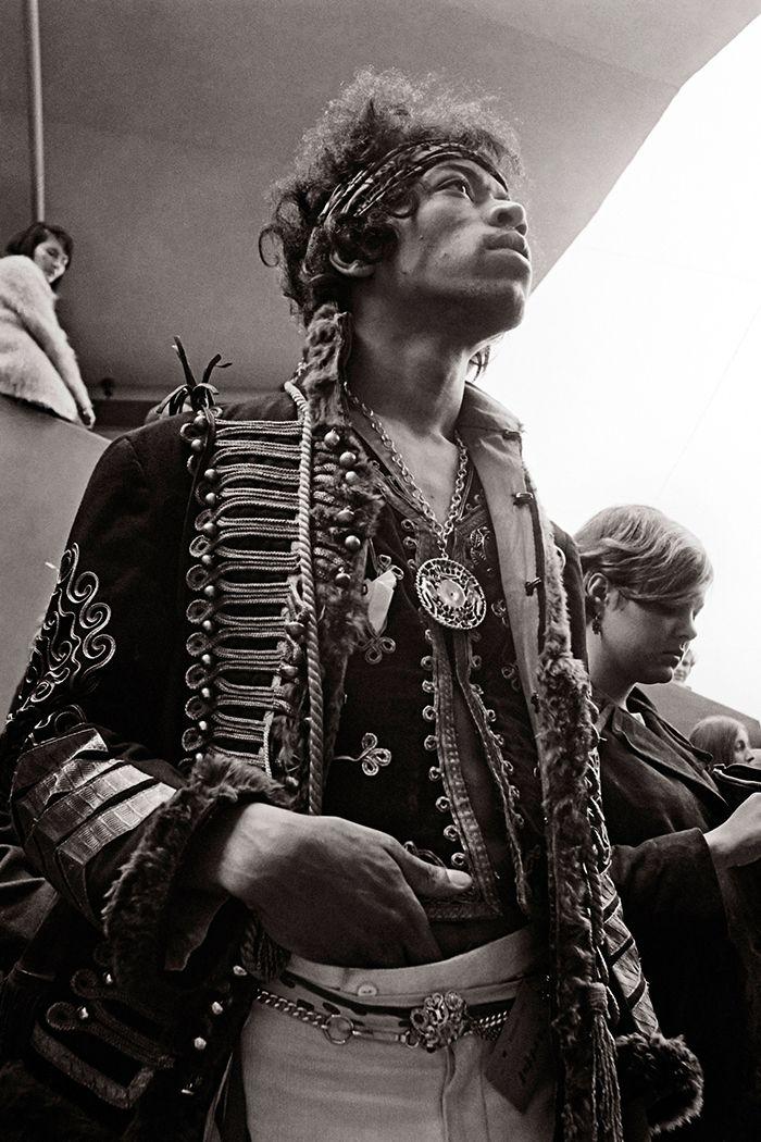 Jimi Hendrix At Monterey Pop Festival (1967)