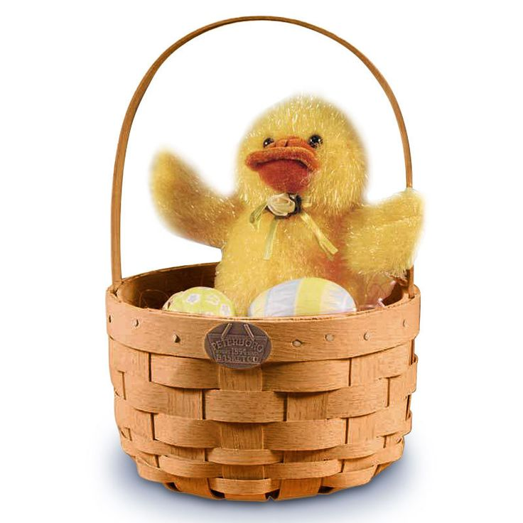 The 25 best baby easter basket ideas on pinterest easter our smallest easter basket is perfect for babys first easter or for young children attending their negle Gallery