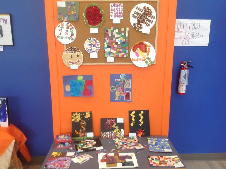 Art Show 2016 puzzles
