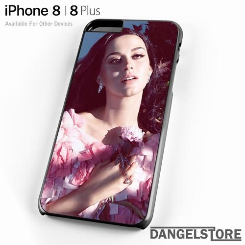 Adorable Katy Perry For iPhone 8 | 8 Plus Case