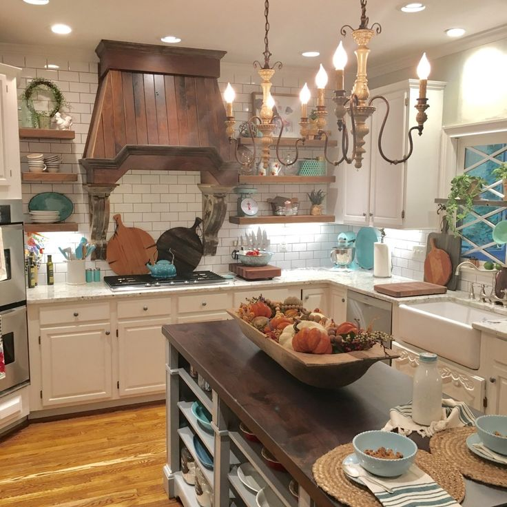 Adventures In Decorating Our Fall Kitchen: 813 Best All Things Autumn Images On Pinterest