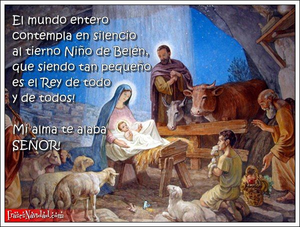 El Nacimiento de Jesús, abre el corazón del mundo entero, la Navidad es una manera de despertar en nosotros el registro más maravilloso de la humanidad, el nacimiento de Jesús! Happy BDAY Jesus!♥