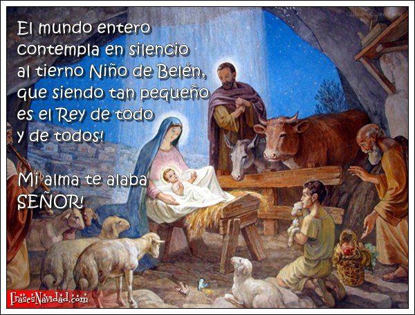 el nacimiento de Jesús, abre el corazón del mundo entero, la Navidad es una manera de despertar en nosotros el registro más maravilloso de la humanidad, el nacimiento de Jesús!,