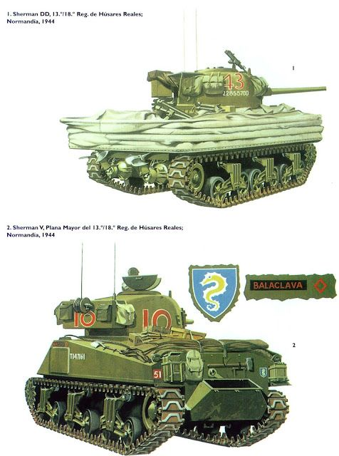 Modelismo Militar : Sherman britanico   軍武   Military