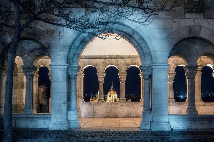Fisherman's Bastion in Budapest is one of the top Budapest attractions. The present day lovely lookout towers were built in the 19th century to serve as a lookout tower for the best panoramic views in Budapest.