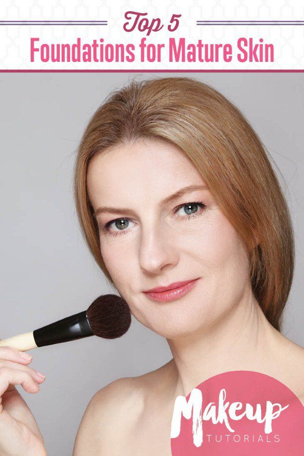 Are you looking for best makeup foundations for mature skin? These products will combat dryness and redness and leave your skin looking naturally beautiful. #bestfoundationsfordryskin #foundationsfordryskin #foundationsformatureskin
