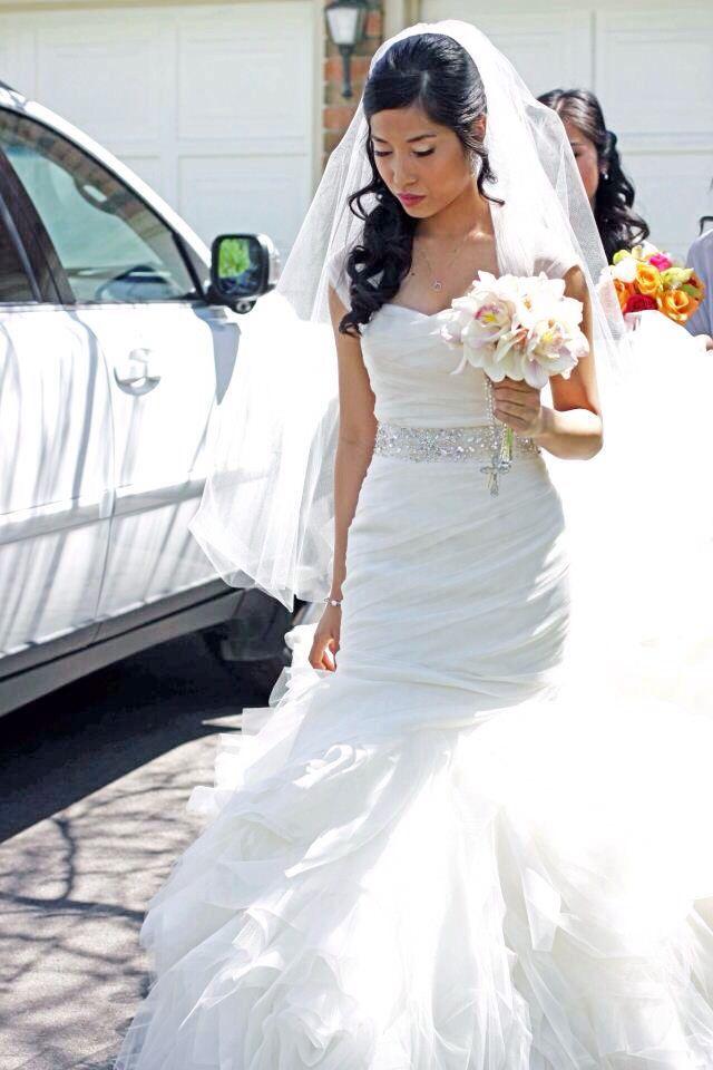Hilary Duff S Vera Wang Wedding Dress Popsugar Celebrity - Hilary ...