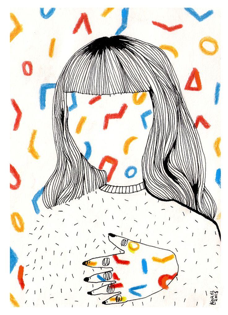 korvjl:  curious (hi) / october 2015 / Karolina Koryl