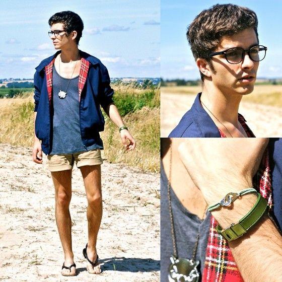 Harrington Jacket, Titimadam Owl, Glassesshop Glasses, Louis Vuitton Braclets, Lanvin Sandals