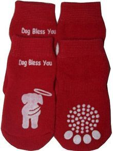 Red Dog Socks