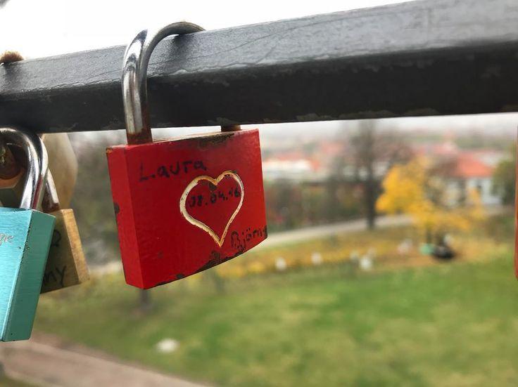 Laura is lucky she found the heart of her life  AD// #CitybreakGermany #deinThüringen #visitThuringia #danishadventurer
