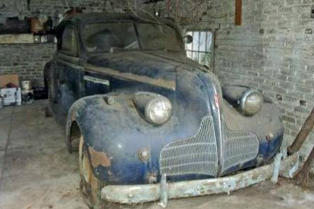 Out Of Business: 1937 Buick Special Business Coupe - http://barnfinds.com/out-of-business-1937-buick-special-business-coupe/