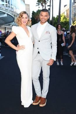 Guy & Jules Sebastian ARIA Awards