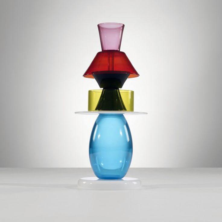 Ettore Sottsass Aristea Vase Products I Love Pinterest