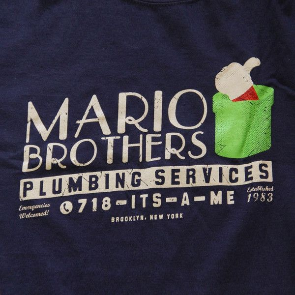 Mario Brothers Plumbing Services
