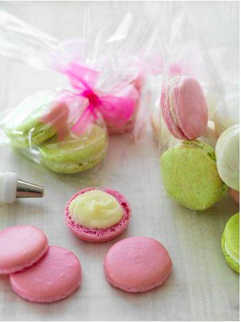 Zelf de lekkerste gekleurde macarons maken | Cupcakerecepten.nl