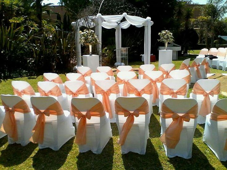 Wedding ceremony at Midrand Conference Centre