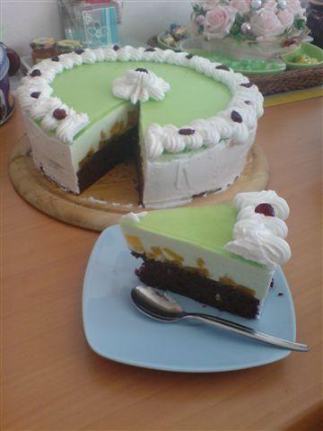 Galaretkova torta, recepty, Torty | Tortyodmamy.sk