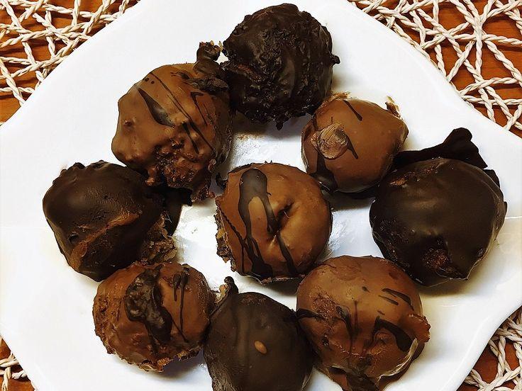 Çikolatalı Enerji Topları Tarifi | Mutfak İnsanları