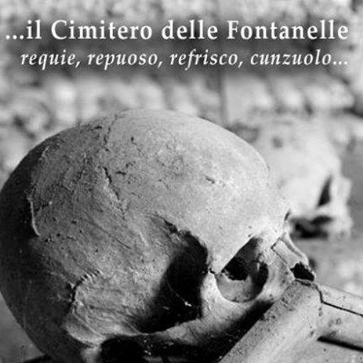 VISITA GUIDATA CIMITERO DELLE FONTANELLE  L'Ossoteca delle Fontanelle: il grande archivio umano di Napoli. Attraverso un attento percorso di visita, si potrà conoscere lo strettissimo rapporto del popolo napoletano con la morte.