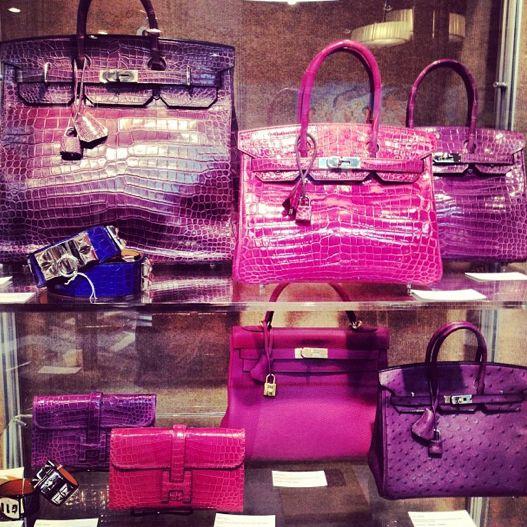 §Pink Purple Hermes