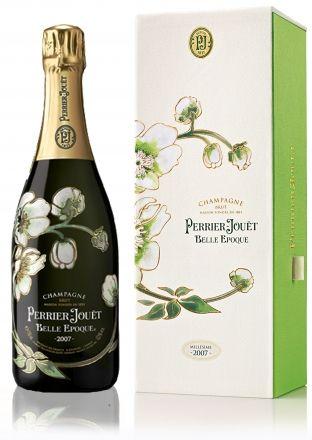 Perrier Jouet Belle Epoque 2007 Vintage Champagne 75cl Gift Box