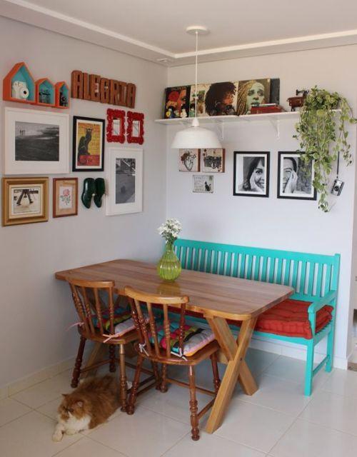 decoração com quadros