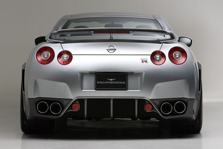 GTR again!