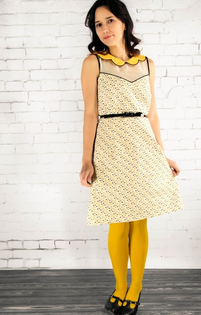 Free DIY Dress Sewing Pattern and Tutorial