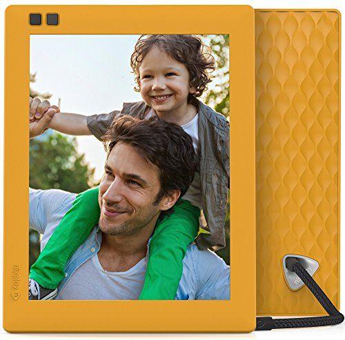 nixplay seed 8 inch wifi digital photo frame mango httpdigitalpictureframe