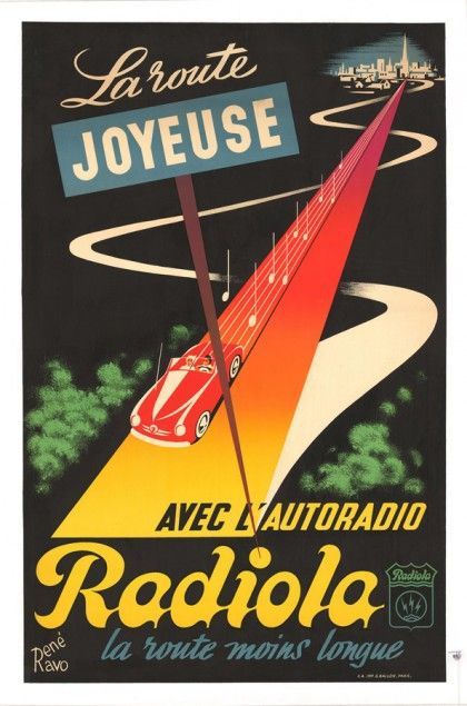 Radiola ~ Rene Ravo