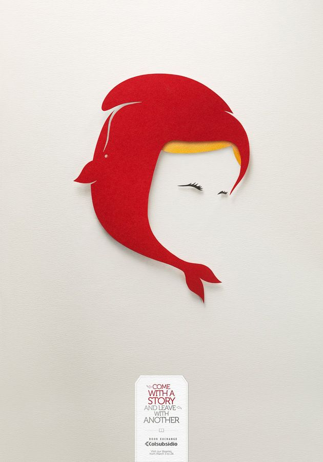 Ariel meets Moby? Or Little Red meets Moby? Thoughts?