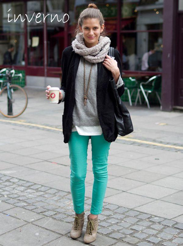 calça-verde