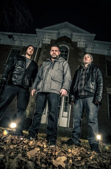 Hamilton, ON's hard hitting, heavy riffing melodic groove metal band Deathpoint