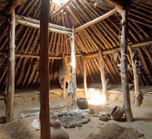 Dancing Leaf Earth Lodge In Nebraska An The O Jays And