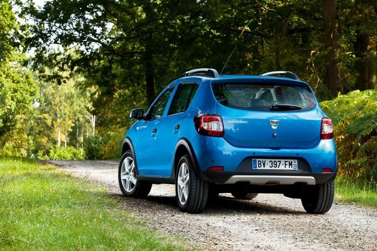 2013 Dacia Sandero Stepway