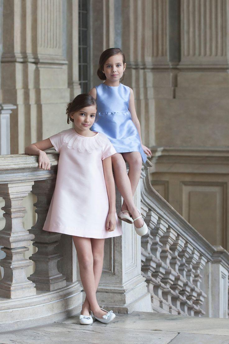 Around Palazzo Madama Turin Lanvin Enfants spring summer 2017